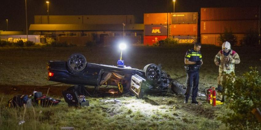 Rotterdammer (23) omgekomen bij verkeersongeval Galileistraat