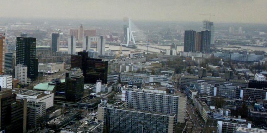 foto van Rotterdam   fbf archief