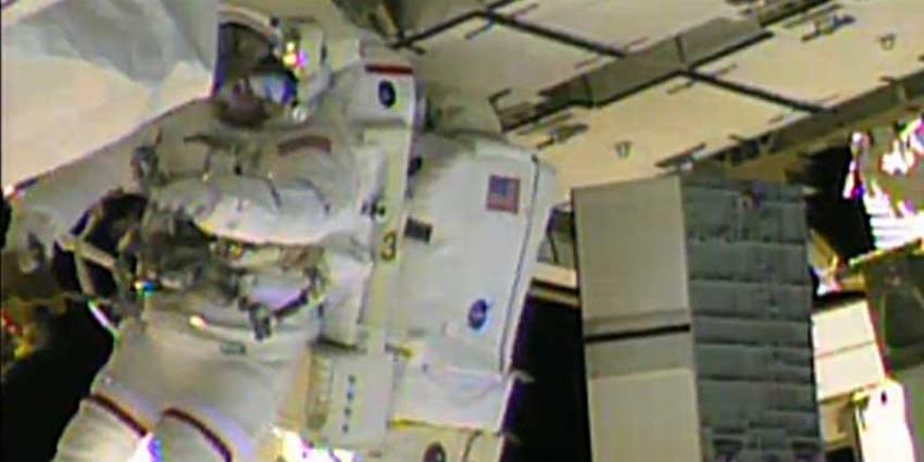 'Ruimtereis heeft impact op brein van kosmonauten'