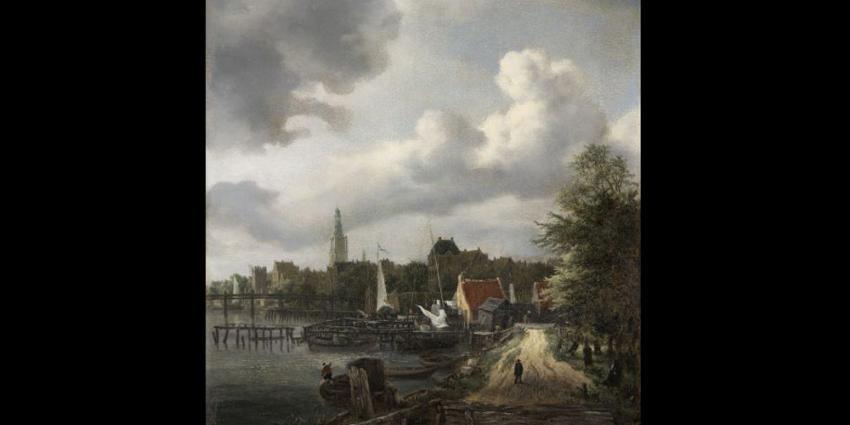 Bijzonder doek van Ruisdael terug in Amsterdam
