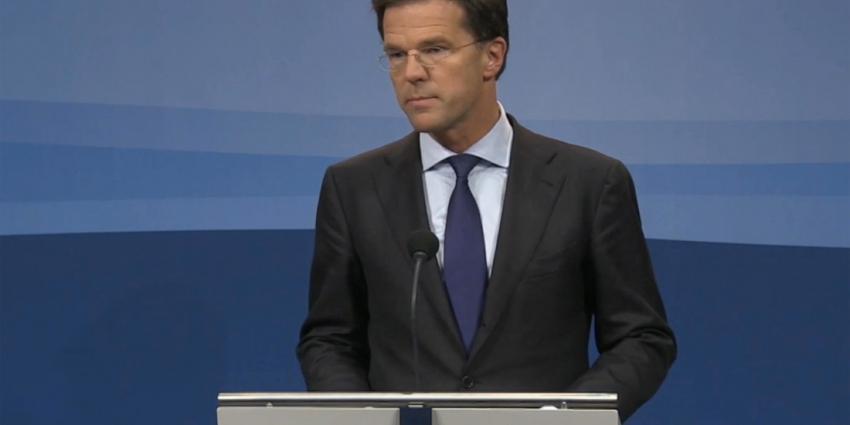 Rutte wil grotere rol bedrijven en burgers bij aanpak milieu