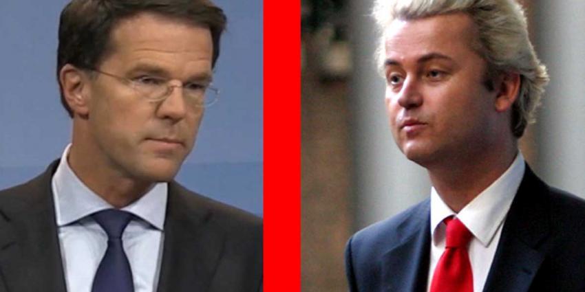 'Rutte kan in laatste debat vooral stemmen weghalen bij D66 en CDA'