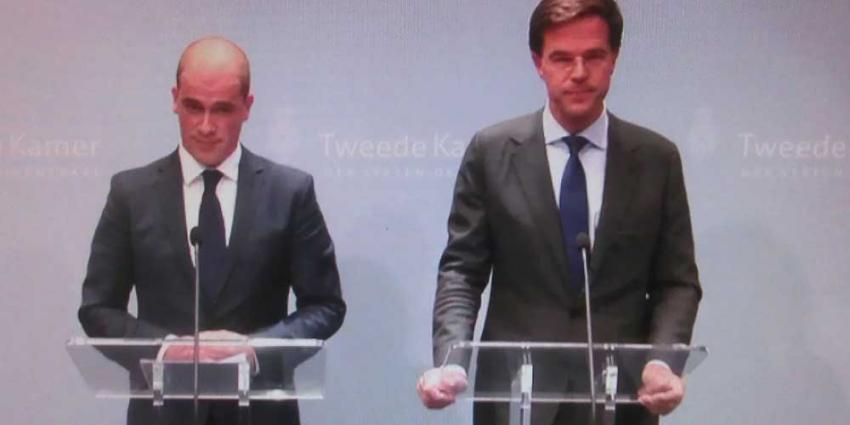 'Nederlander ziet maatregelen kabinet Rutte liefst teruggedraaid'
