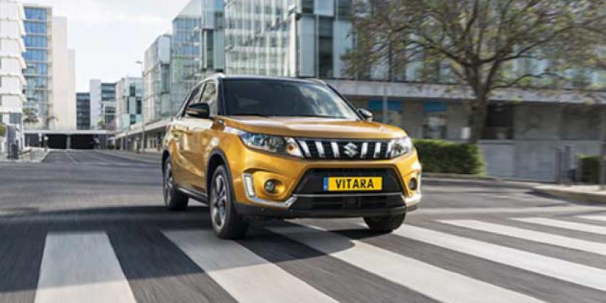 Suzuki Vitara krijgt nieuwe benzinemotor; alle prijzen bekend