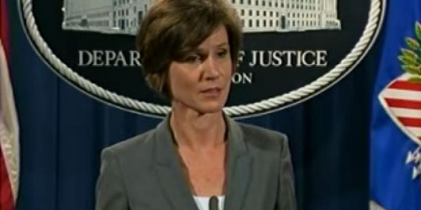 Trump ontslaat minister van Justitie na kritiek op inreisverbod