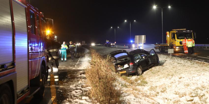Drie gewonden bij aanrijding in Berlicum