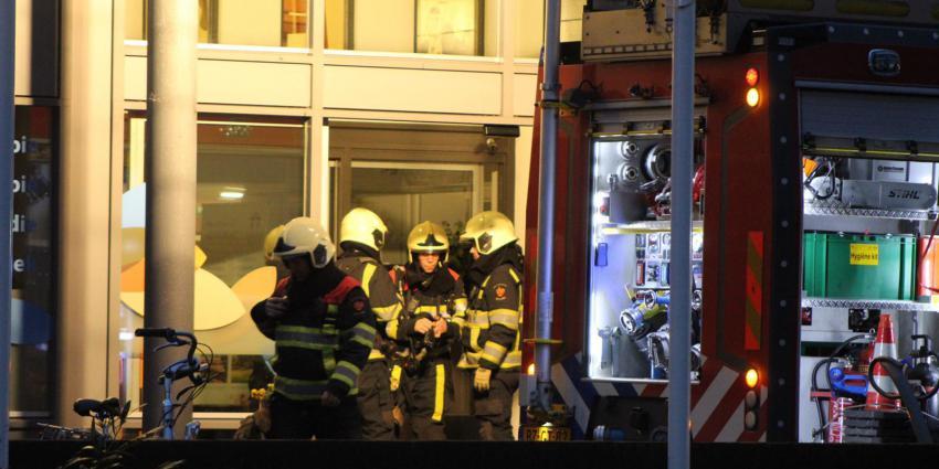 Grote inzet hulpdiensten voor kleine brand zorginstelling Schijndel