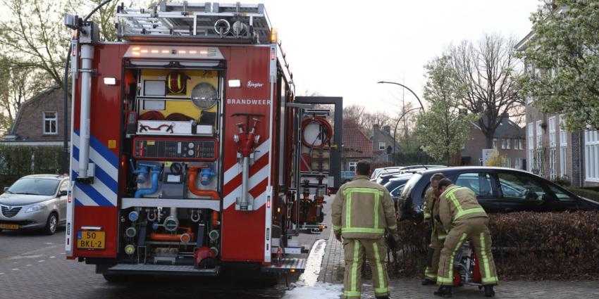 Brandweer rukt uit voor aangebrande broodjes