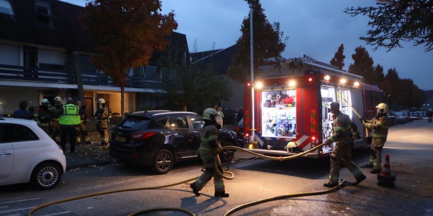 Brandweer had brand snel onder controle