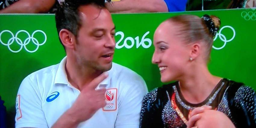 Evenwichtige Sanne Wevers wint gouden plak op balk