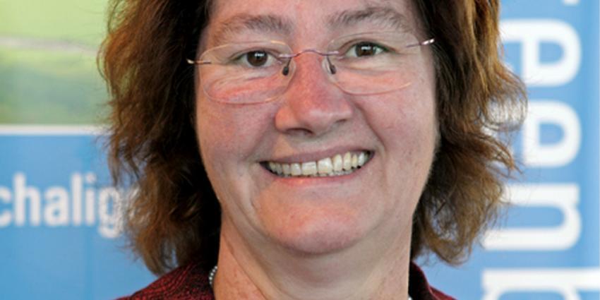 Foto van Saskia Bolten burgemeester Steenbergen | Archief EHF