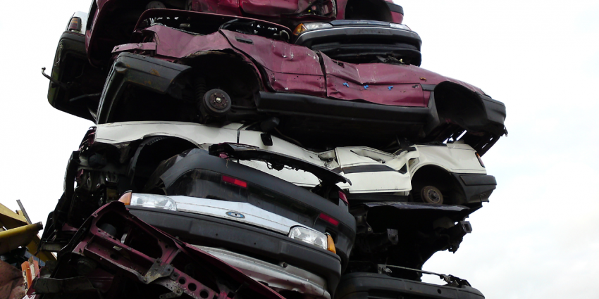 Een zwarte auto verzekeren is duurder dan bij andere kleuren