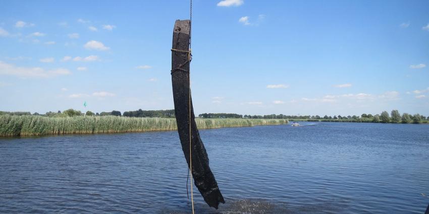 Bijzonder archeologische scheepswrak in de IJssel bij Hasselt gevonden