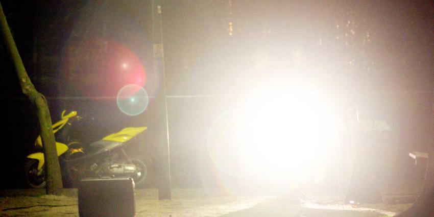 Onbekende lost schot in de lucht in Apeldoorn