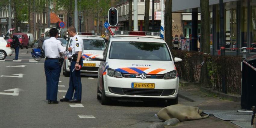 foto van schietpartij Amsterdam | Miranda van der Sloot