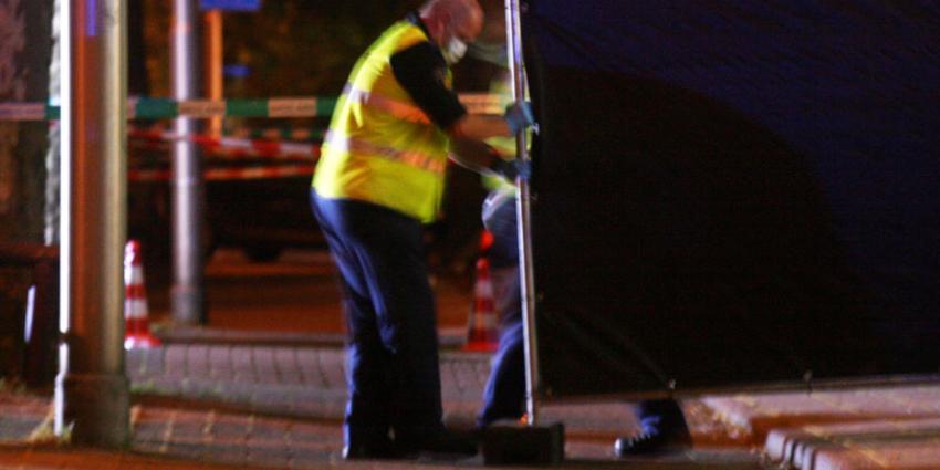 Man doodgeschoten in Capelle aan den IJssel
