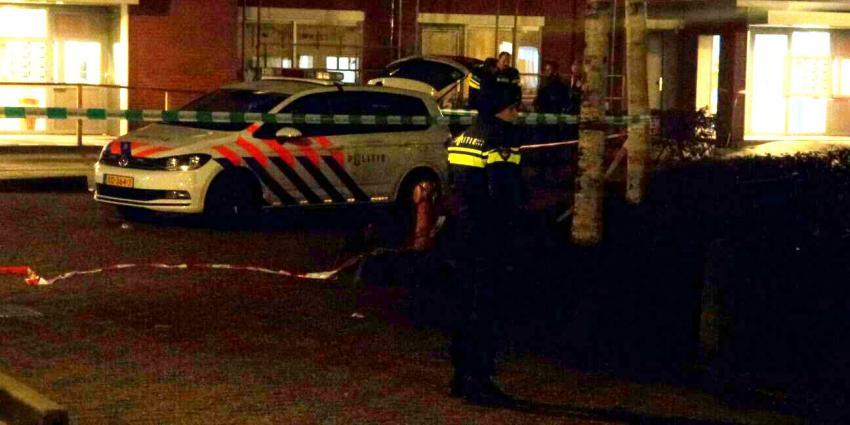 Gewonde bij schietpartij in Amsterdam