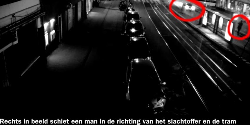 Politie geeft videobeelden vrij schietpartij De Clerqstraat