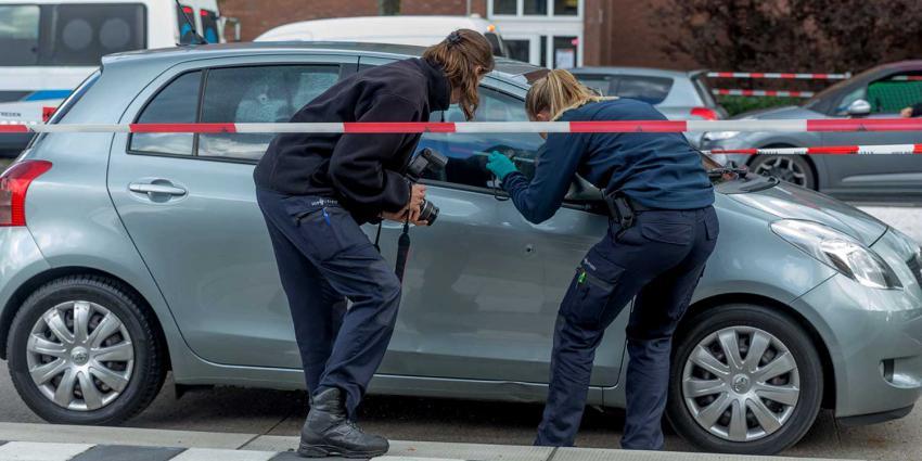 Gewonde bij schietpartij in Groningen, verdachte aangehouden
