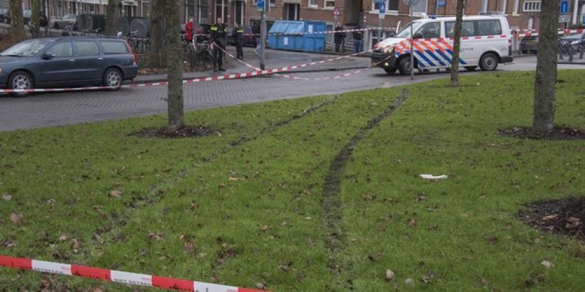 Rotterdammer aangehouden na schieten uit auto met jachtgeweer