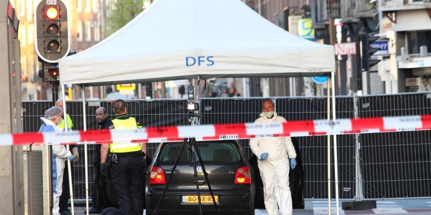 25 jaar cel voor moord op onschuldige voorbijganger in de De Clercqstraat