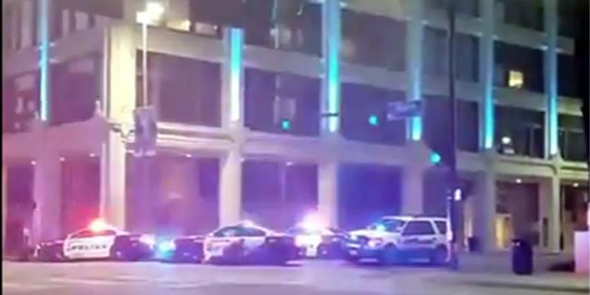 Vijf agenten dood en elf gewonden bij demonstratie tegen politiegeweld in Dallas