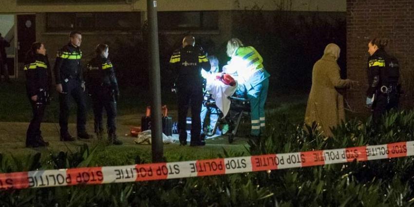 Persoon gewond bij schietpartij op straat in Schiedam