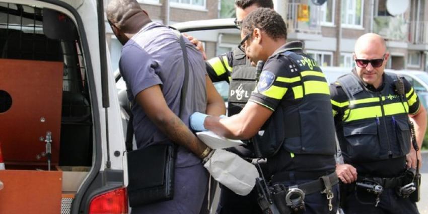 Man aangehouden na schietpartij in Schiedam