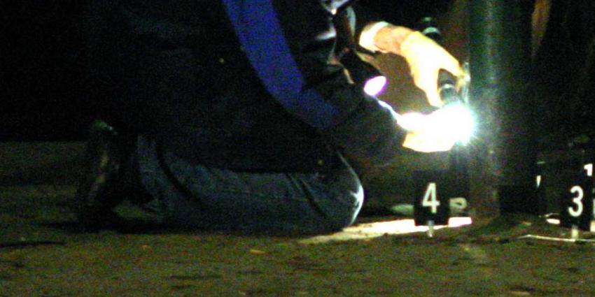 Kogelhulzen gevonden aan de Nassauhaven in Rotterdam