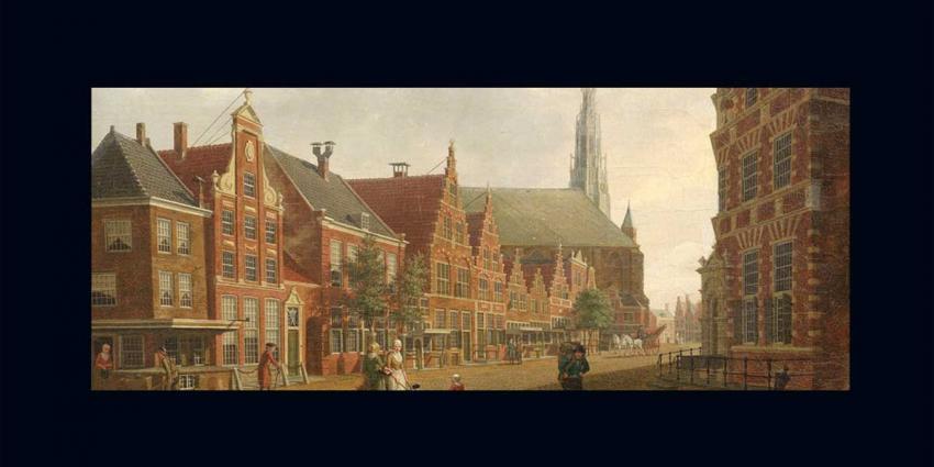 Oekraïner brengt gestolen schilderij Westfries Museum naar Ambassade Kiev