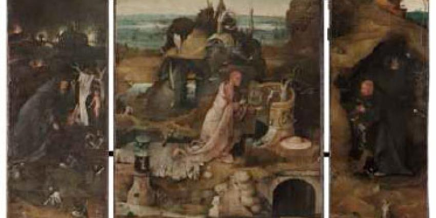 Jeroen Bosch-schilderijen in expositie