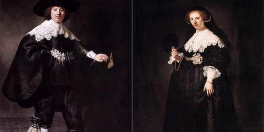 Tweede Kamer gaat akkoord met aankoop Rembrandts