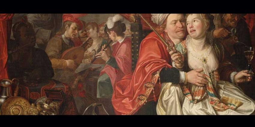 Feestelijk onthaal gestolen schilderijen Westfries Museum