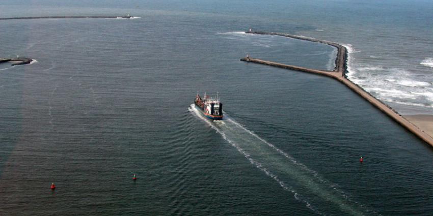 Meer goederen verscheept via onze zeehavens