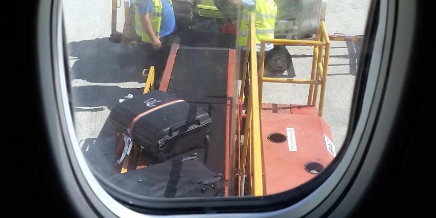 Bagagepersoneel Schiphol vandaag in actie voor betere cao