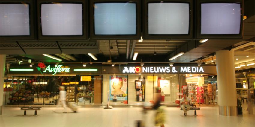 Foto van Schiphol   Archief EHF