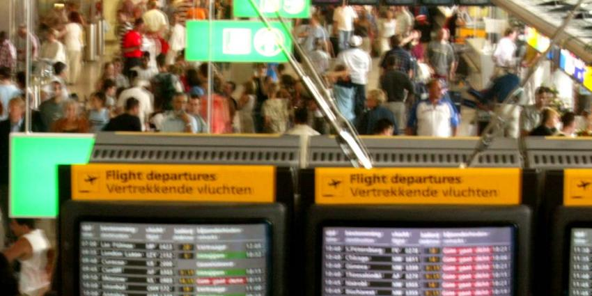 Passagiersgroei op alle Nederlandse luchthavens