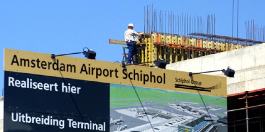 Groen licht voor nieuwe pier en terminal Schiphol