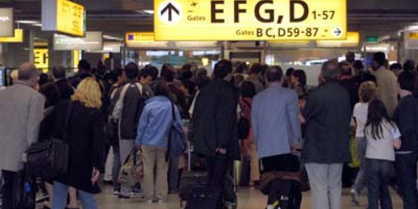 Gegevens vliegtuigpassagiers worden 6 maanden bewaard