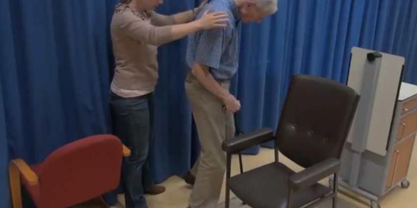 Laserschoen voorkomt blokkade bij Parkinson