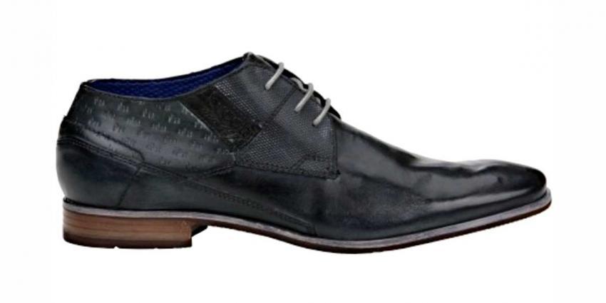 Chaussure À Lacets Gris Bugatti dWj6Im62H