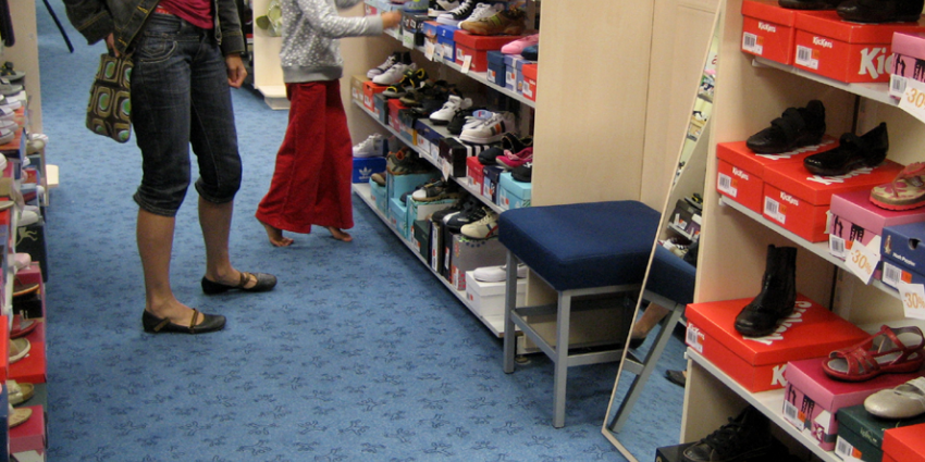 Consumenten besteden toch weer iets meer dan vorige maand