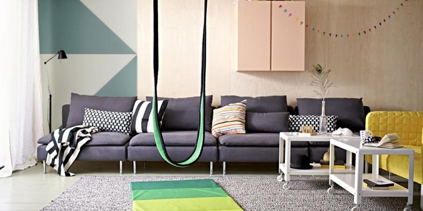 IKEA roept gevaarlijke schommel terug