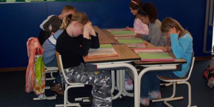 'Werkdruk basisonderwijs vooral zo hoog door papierwerk'