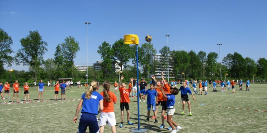 Schoolkorfbal toernooi Heerenveen succesvol verlopen