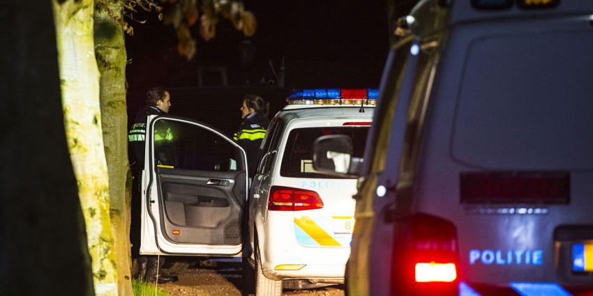 Politie lost schoten bij achtervolging verdachten