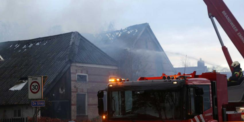 schuurbrand-hoogwerker-brandweer