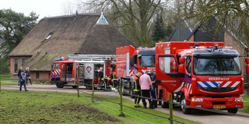 Twee 'containerbranden' in korte tijd vlak bij elkaar in Drenthe