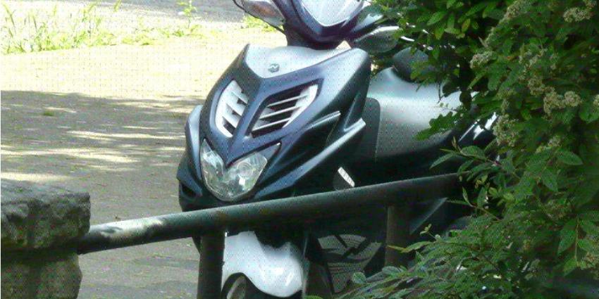 Foto van scooter | Politie