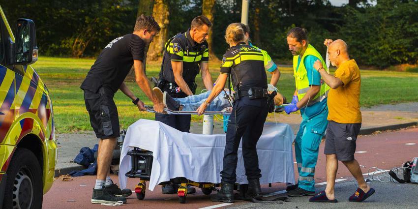 Scooterrijder ernstig gewond bij ongeval met auto in Boxtel